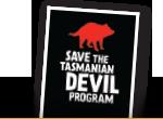 Save the tasmanian devil program